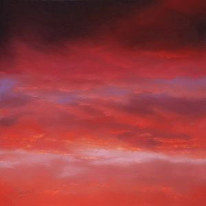 Sunset Clouds, 2015