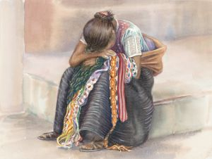 Chiapas Girl, 2009
