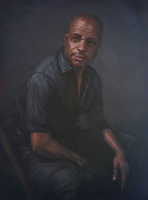 Low Key Portrait, 2012