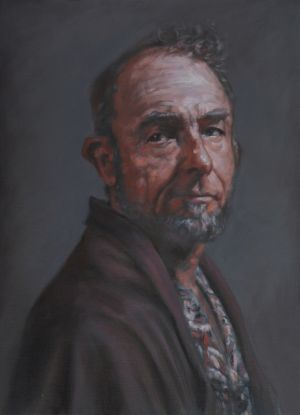 Male Portrait, 2012