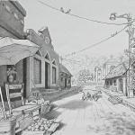 Latin Street