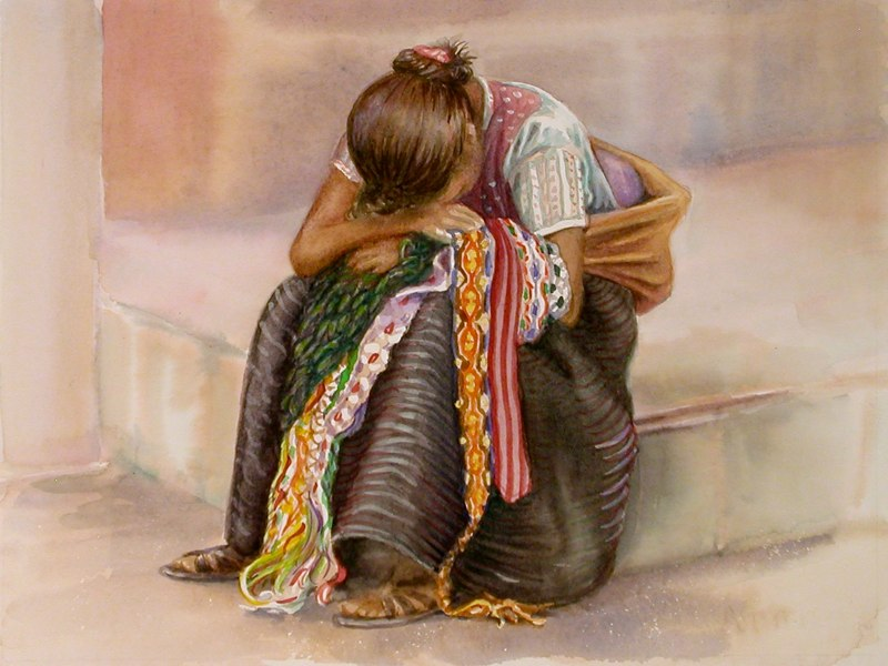 Chiapas Girl